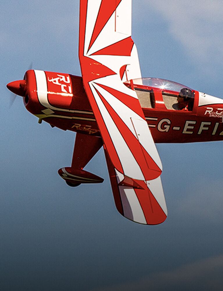 Pitts S-2B 50-60cc ARF