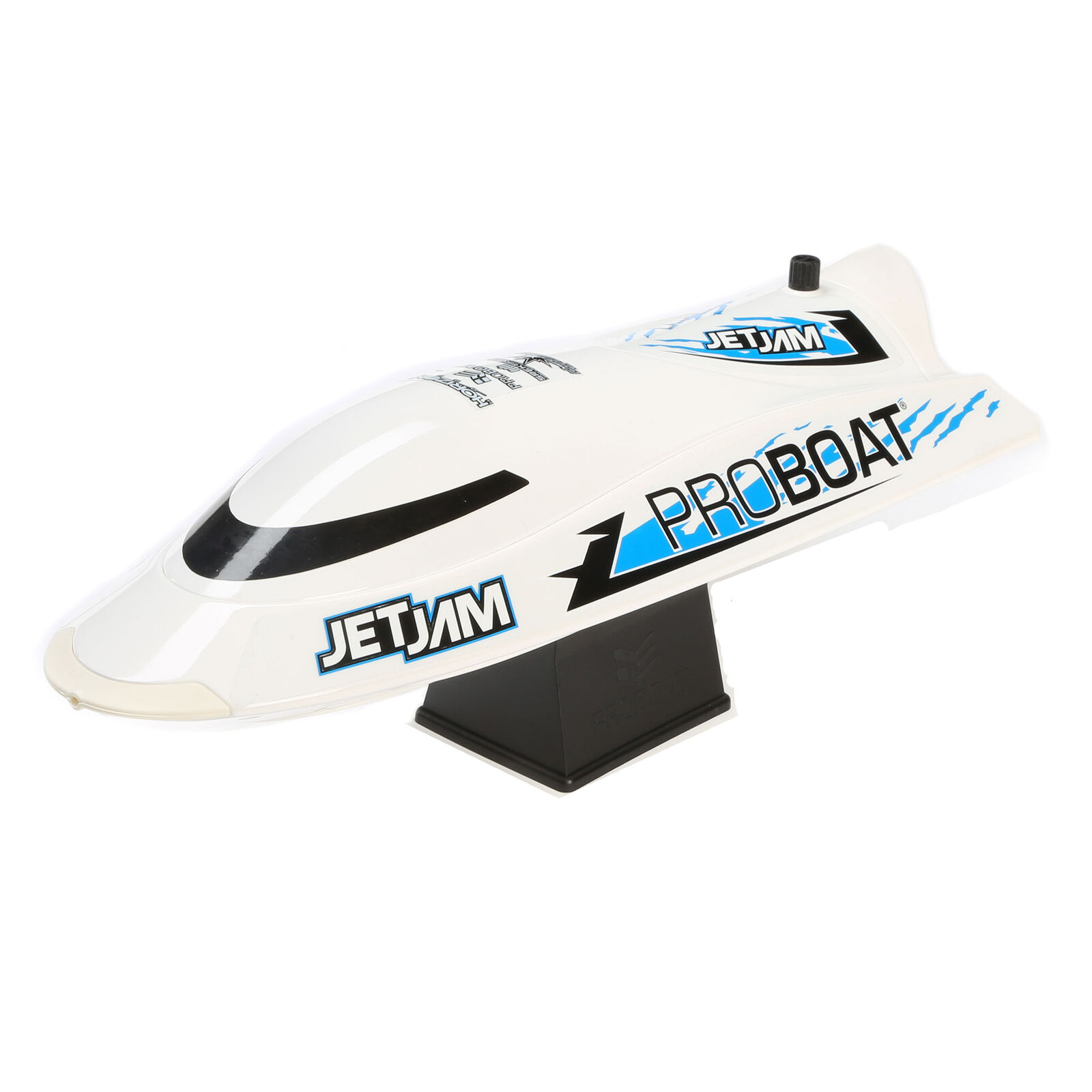"Jet Jam 12"" Pool Racer Brushed RTR, White"