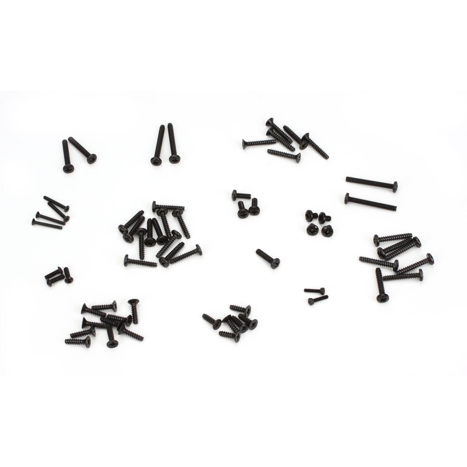 Screw Set (64): All ECX 1/10 2WD