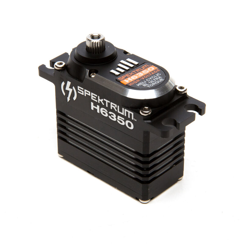 H6350 Standard Digital HV Brushless Ultra Torque High Speed Heli Cyclic Servo