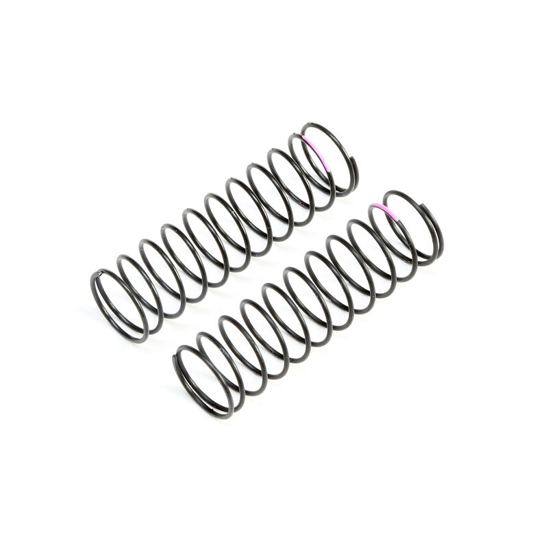 Rear Springs, Pink, Low Frequency 12mm (2)