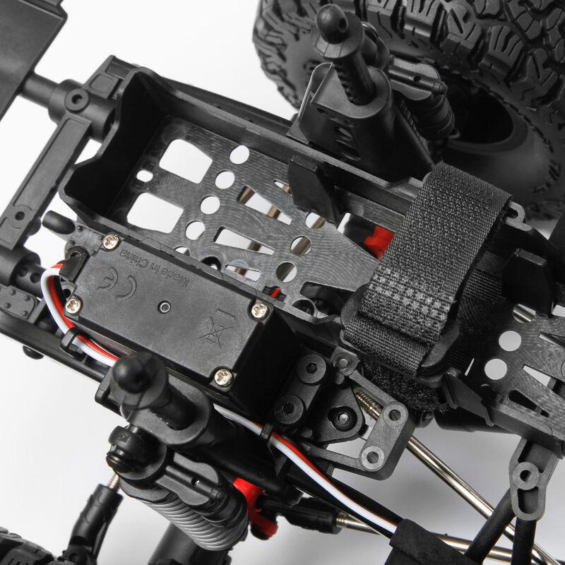 1/10 SCX10 II Jeep Cherokee 4WD Rock Crawler Brushed RTR