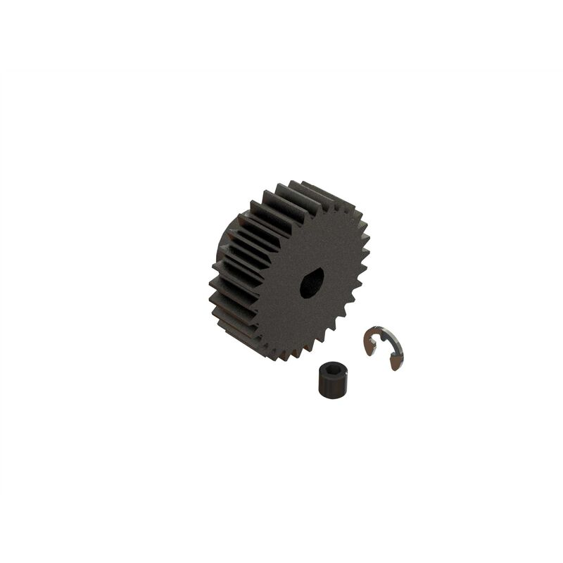29T 0.8Mod Safe-D5 Pinion Gear