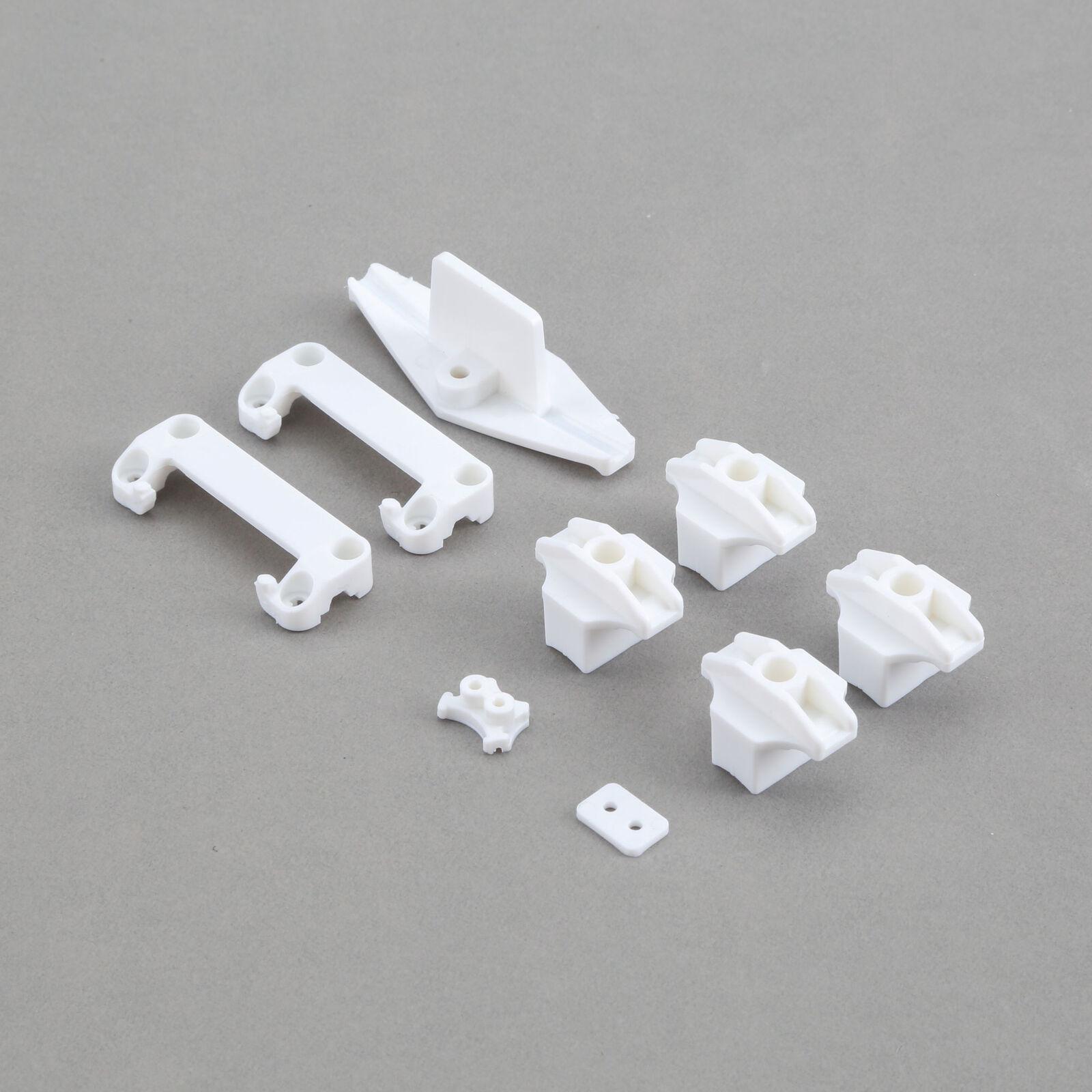 Plastic Parts Set: Timber