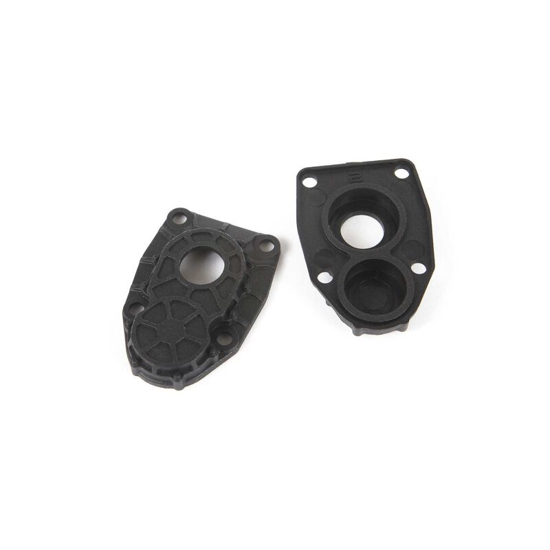 Currie F9 Portal Axle Housing, 3rd member Rear: Capra 1.9 UTB