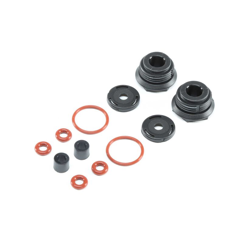 Shock Cartridge and Seals (2): LST 3XL-E