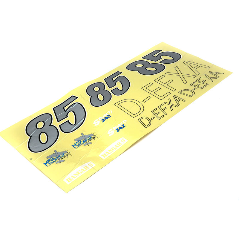 Decal Sheet: Sbach 342 .60