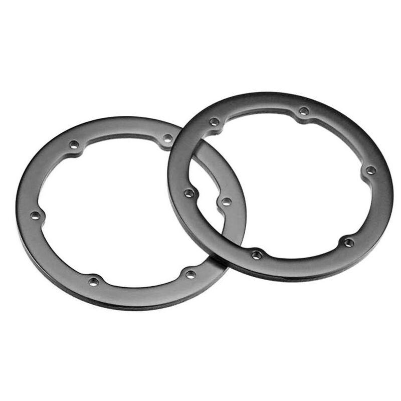 "1.9"" Beadlock Ring, Gray (2)"