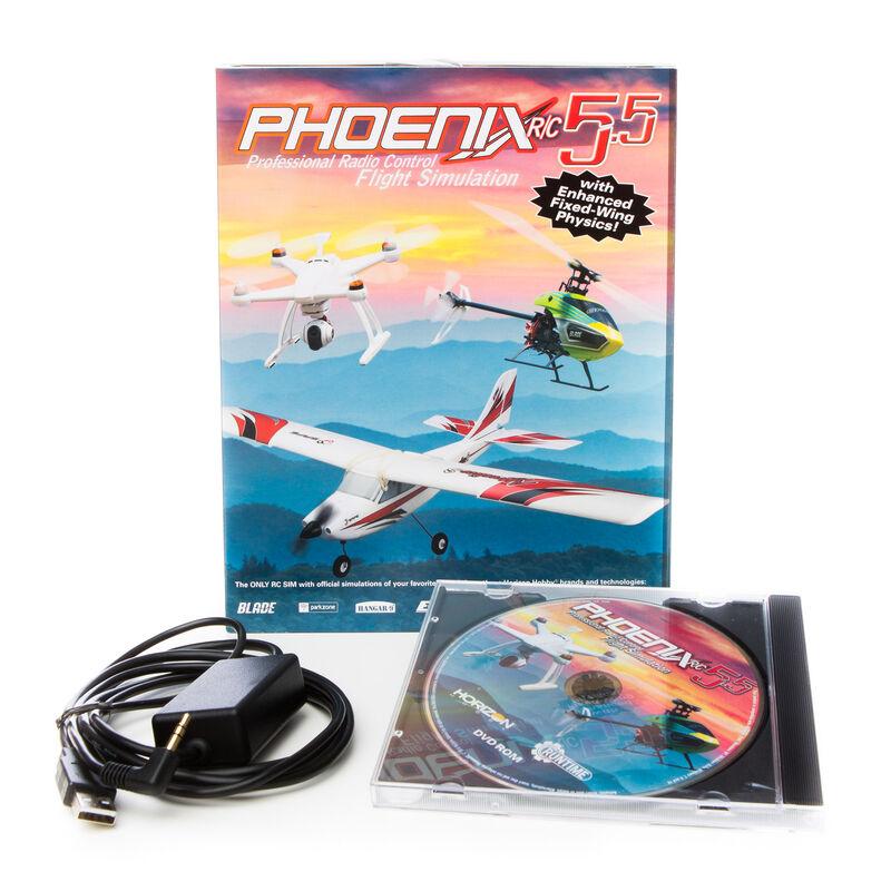 Phoenix R/C Pro Simulator V5.5