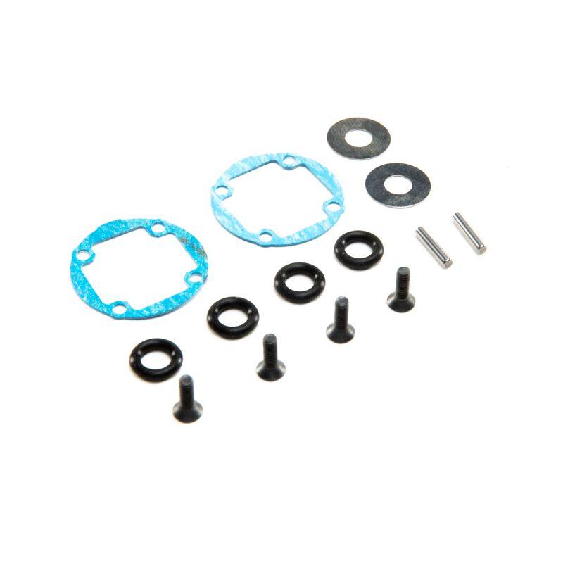 Seal & Hardware Set, G2 Gear Diff: 22