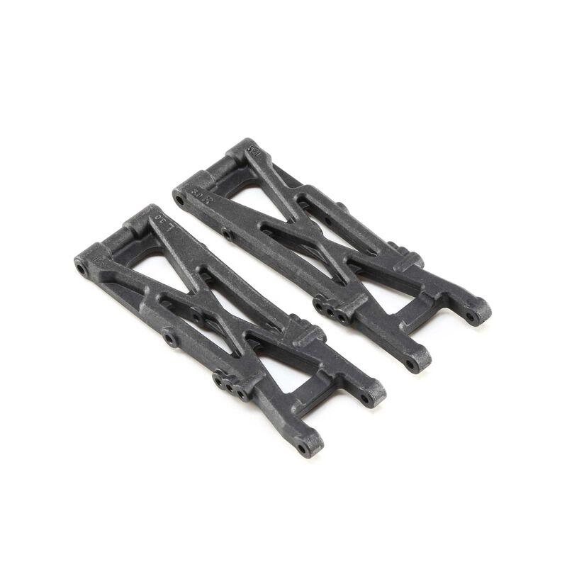 Rear Arm Set, Stiffezel: 22T 4.0, SCT 3.0