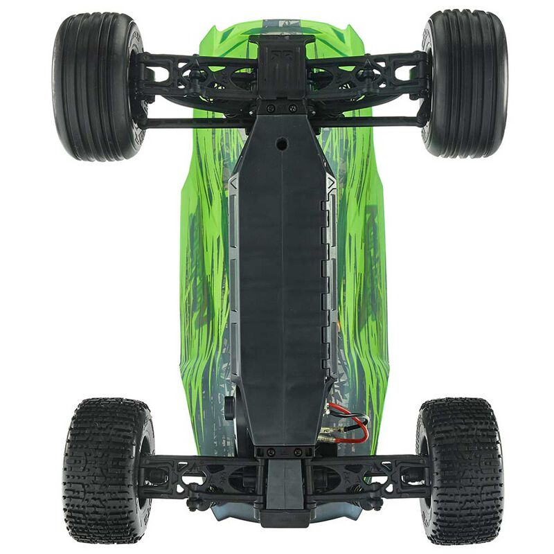 1/10 FAZON VOLTAGE 2WD Brushed Mega Truck RTR,Green/Black