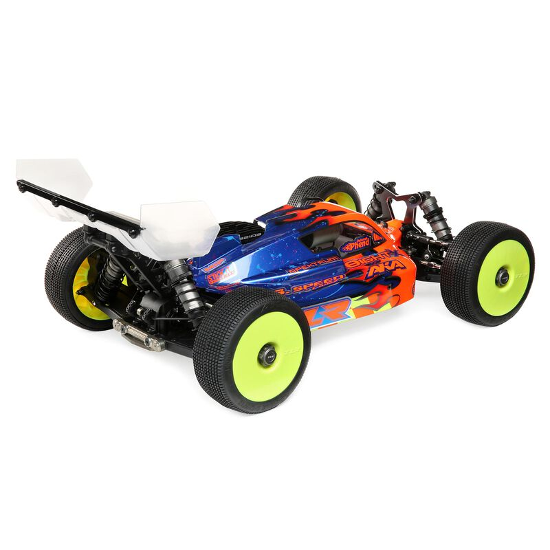 1/8 8IGHT-X 4WD Nitro Buggy Elite Race Kit