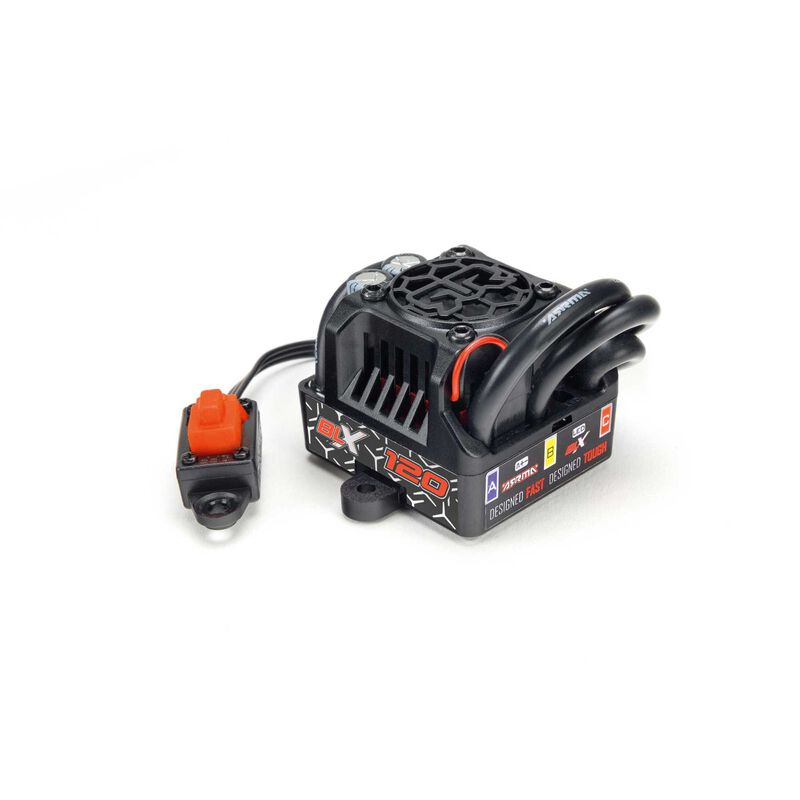BLX120 Brushless 4S ESC