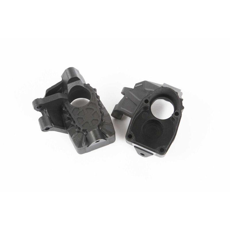 Currie F9 Portal Steering Knuckle Caps: Capra 1.9 UTB