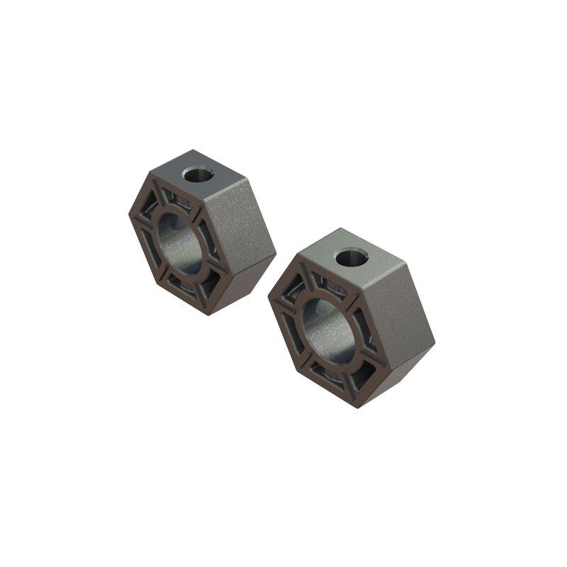 Metal Wheel, 17mm Hex (2)