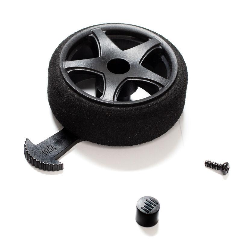 Thumb Steer Wheel: DX3