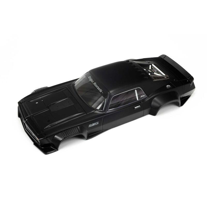 Painted Body, Black: FELONY 6S BLX