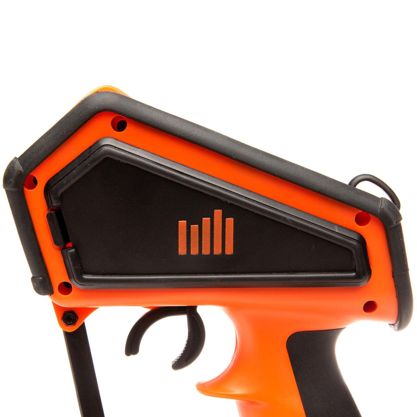DX5 Rugged DSMR TX Only Intl, Orange