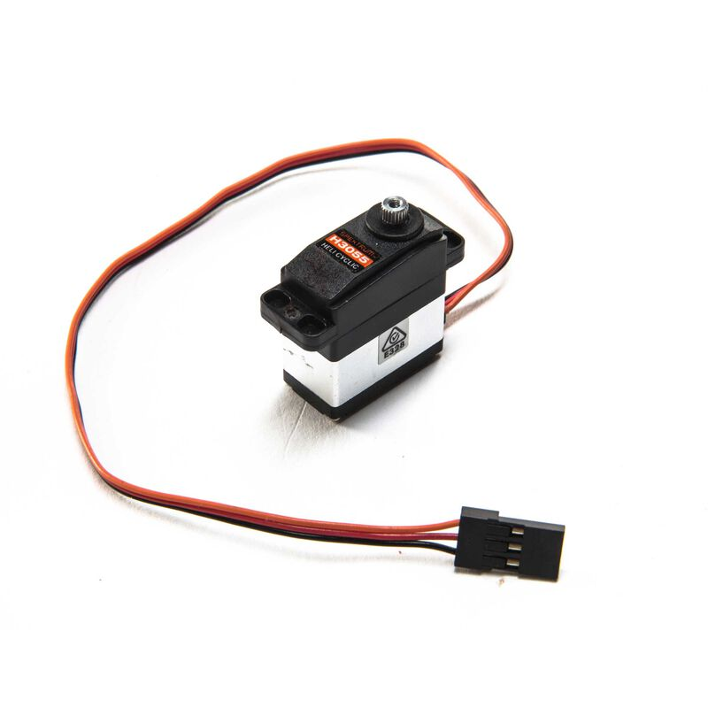 H3055 Sub-Micro Digital Mid-Torque Ultra-Speed Metal Gear Heli Cyclic Servo