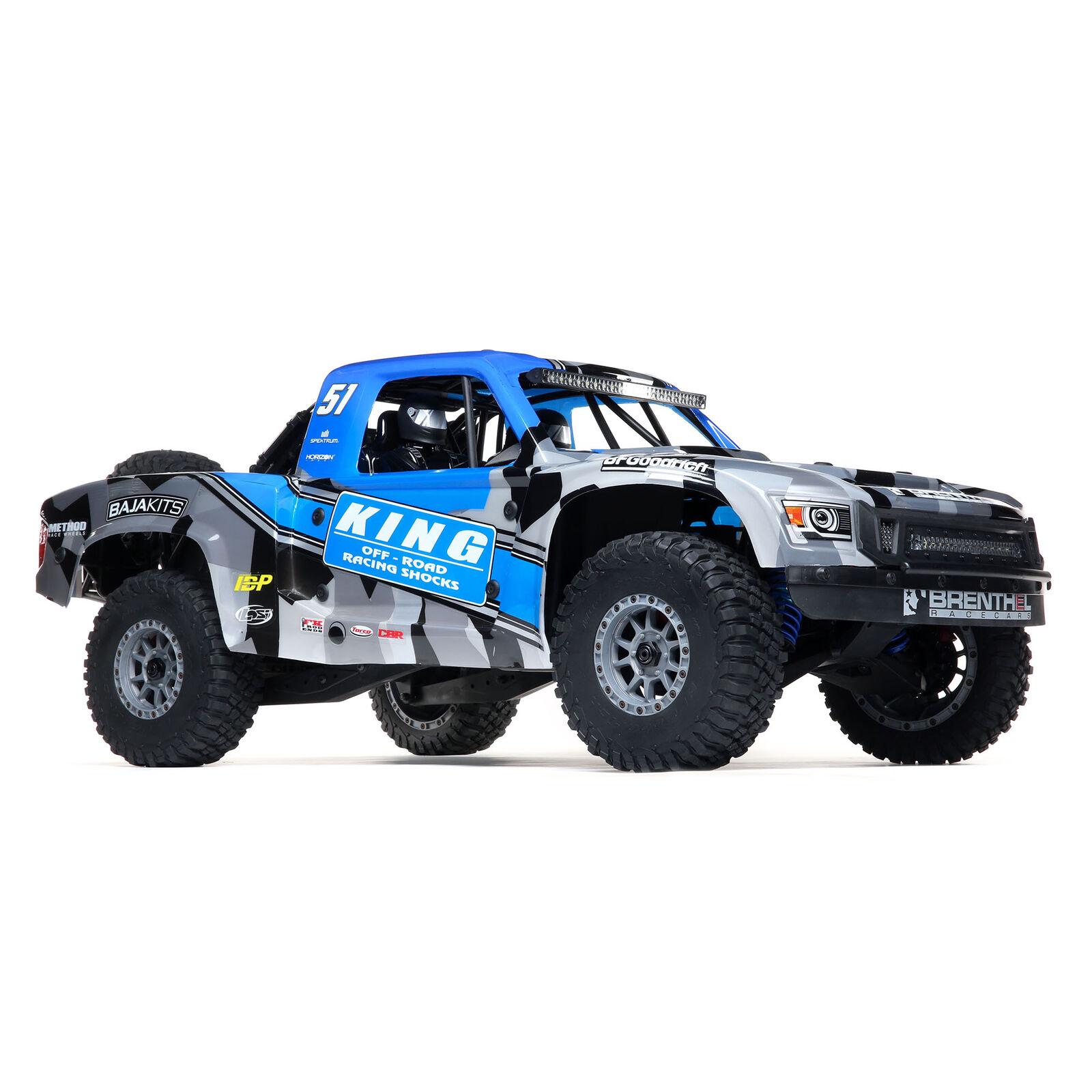 1/6 Super Baja Rey 2.0 4WD Brushless Desert Truck RTR