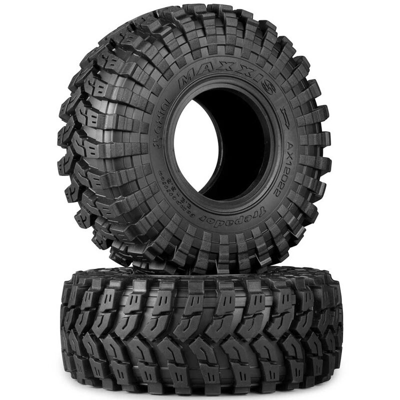 1/10 Maxxis Trepador R35 2.2 Tire with Inserts (2)