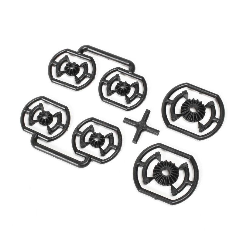 Internal Diff Gear Set Composite: 22X-4