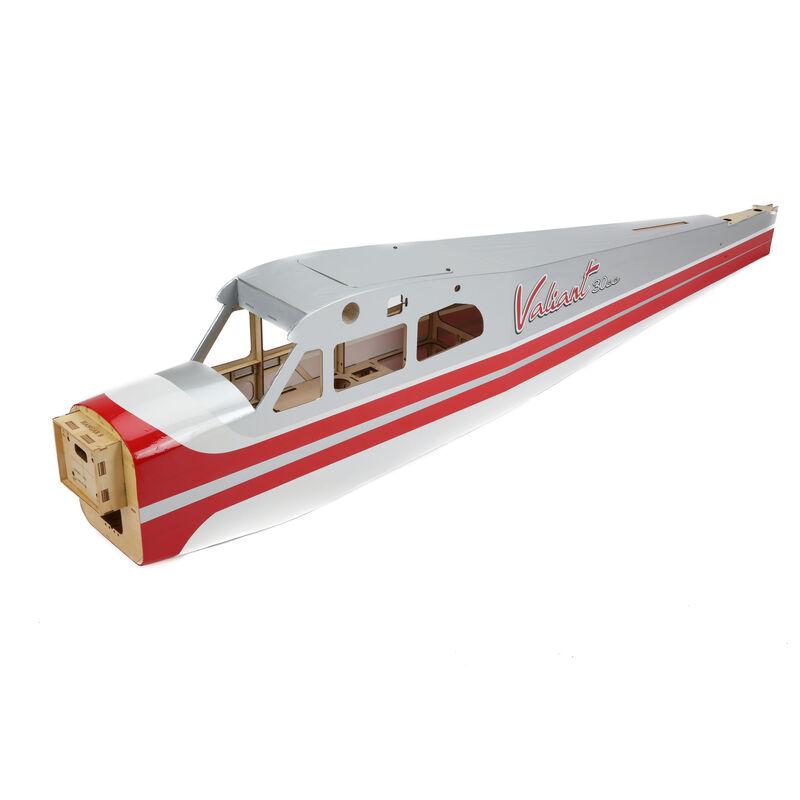 Hangar 9 Valiant: Rumpf