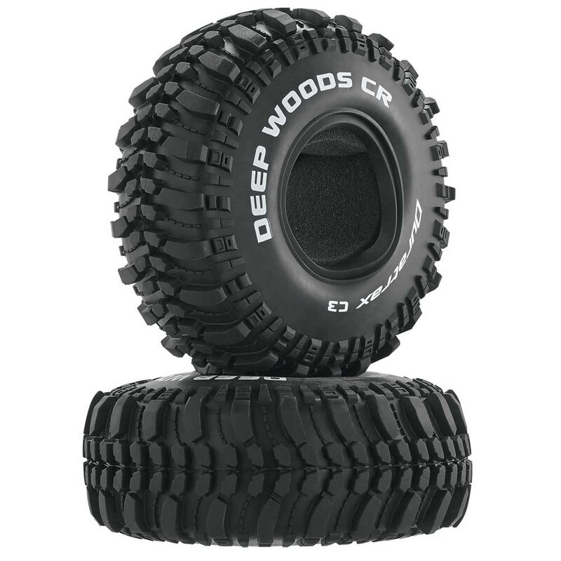 "Deep Woods CR 1.9"" Crawler Tires C3 (2)"
