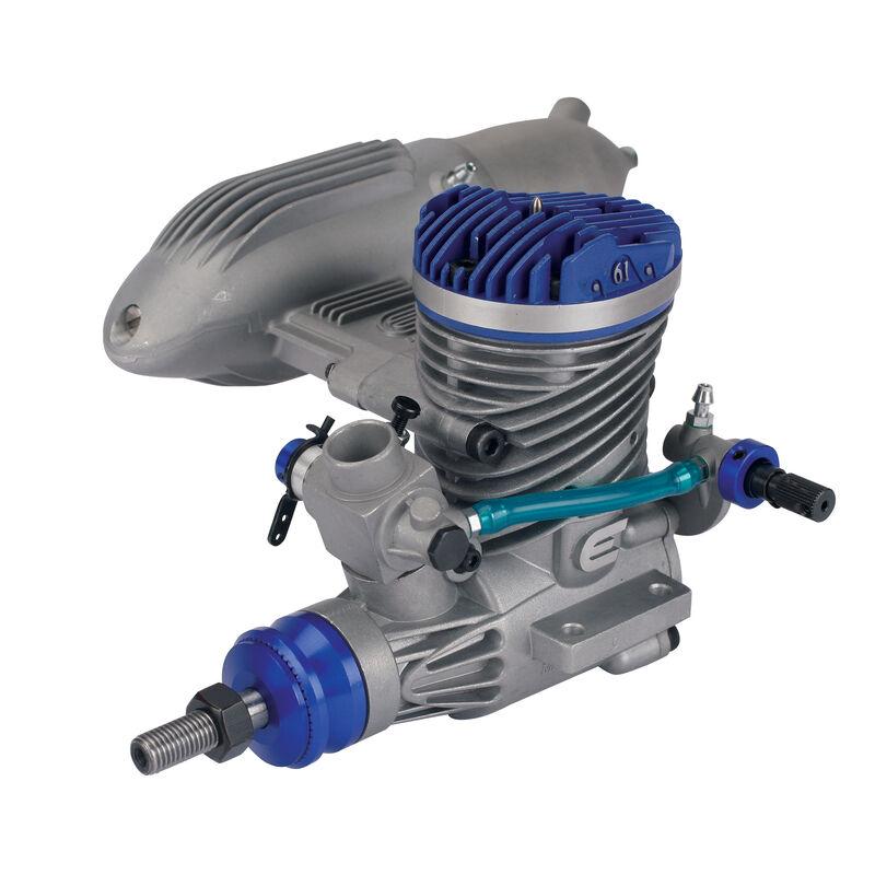 Evolution 61NX 10 cc Glühzündungsmotor m. Schalldämpfer