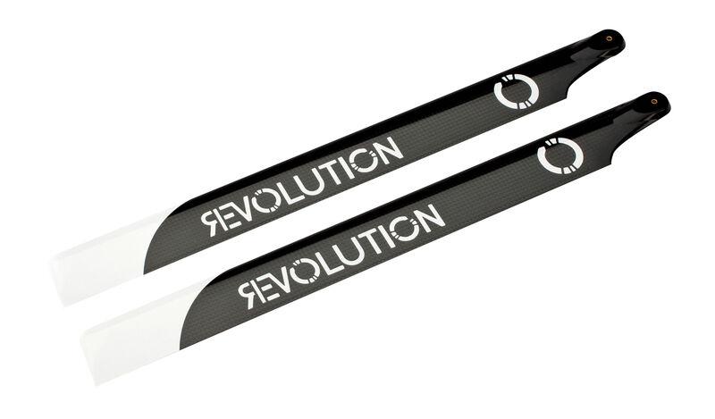 Revolution 325mm FB 3D Carbon Hauptrotorblatt