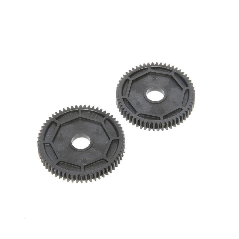Spur Gear Set 48P: Mini 8IGHT-DB