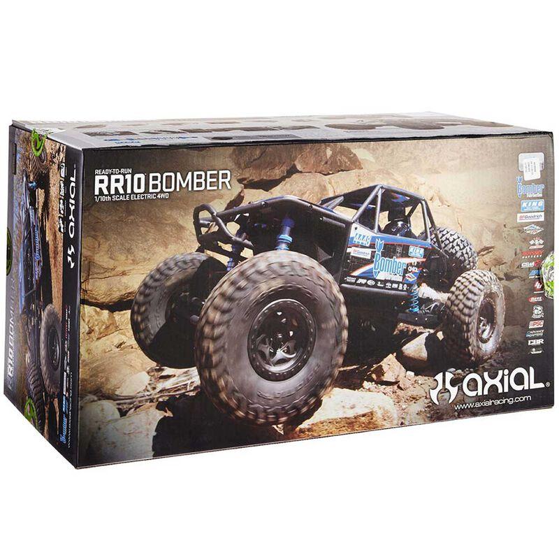 1/10 RR10 Bomber 4WD Rock Racer Brushed RTR