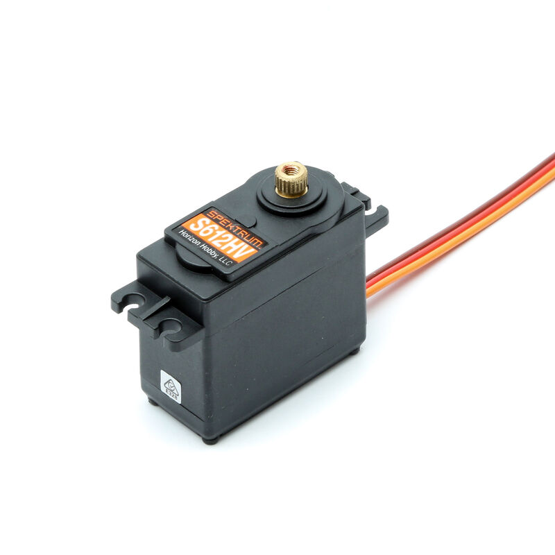 S612HV Digital HV 12KG Waterproof Metal Gear Servo
