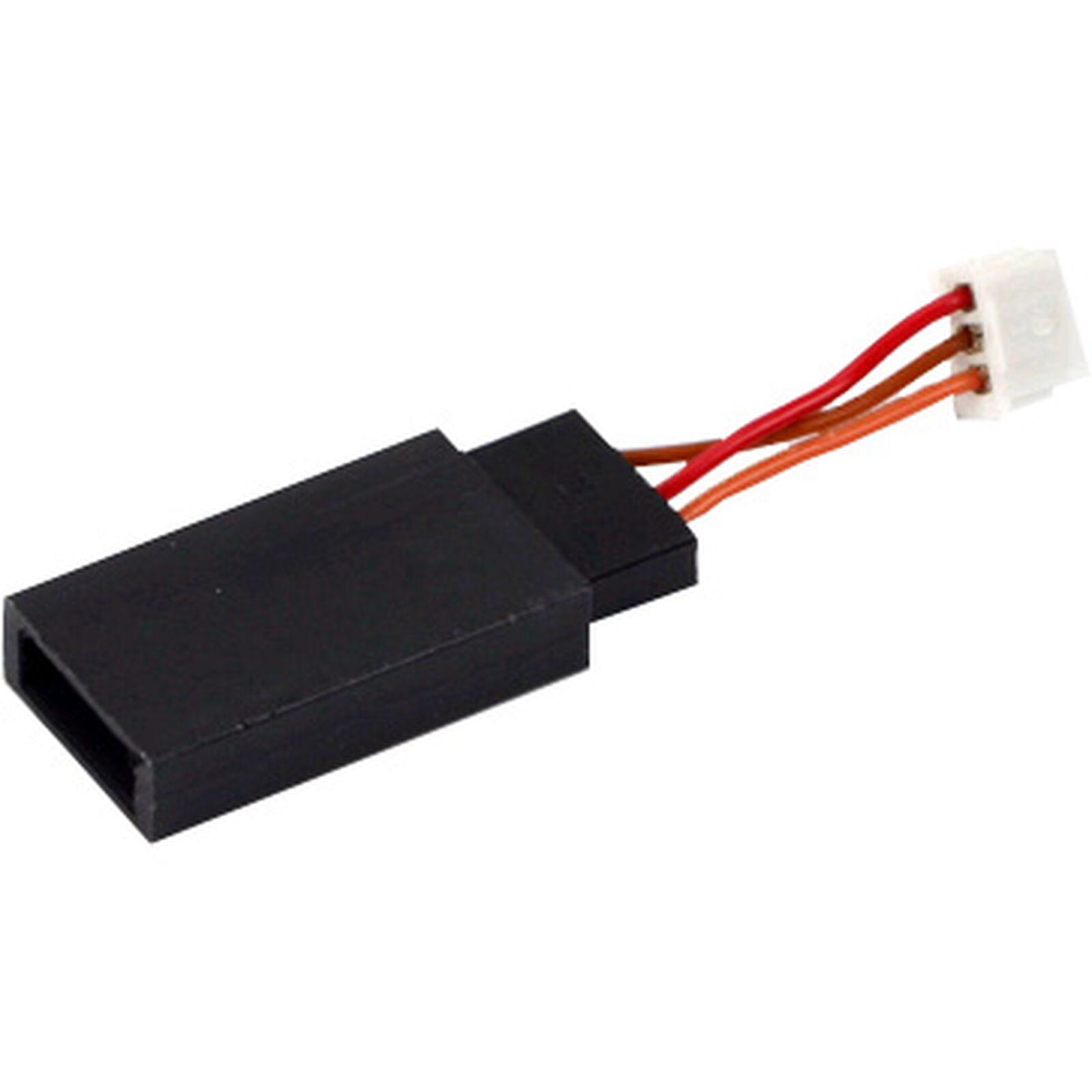 """Spektrum 1"""" JST-Adapter, Ultra Leicht"""