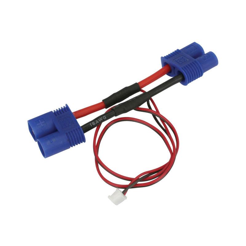 Spektrum Telemetrie Flugakkuspannungssensor für EC3-Stecker