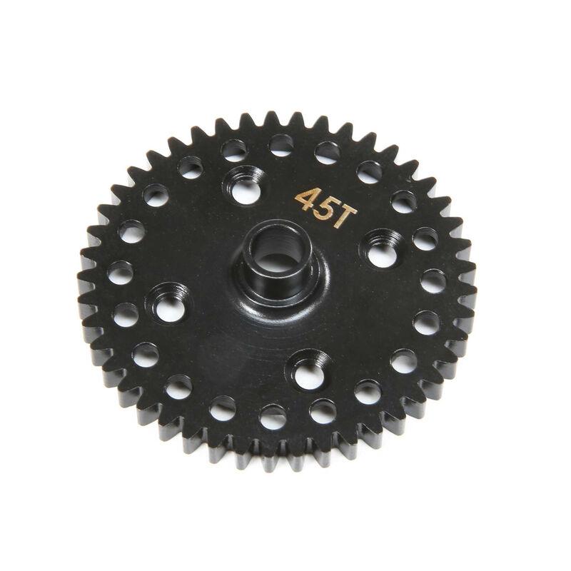 Center Diff 45T Spur Gear Lightweight: 8X