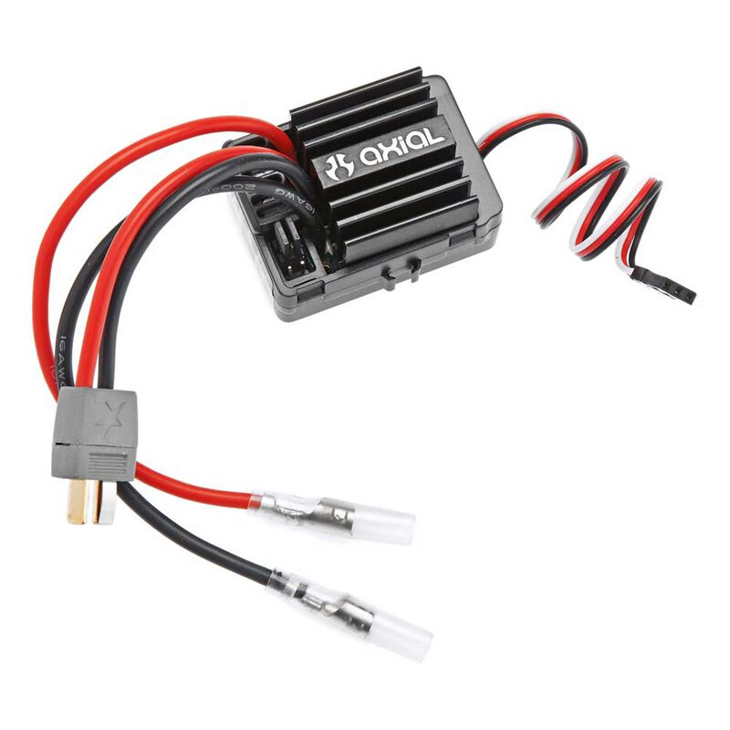 AE-5 Waterproof ESC w Reverse & Drag Brake Star