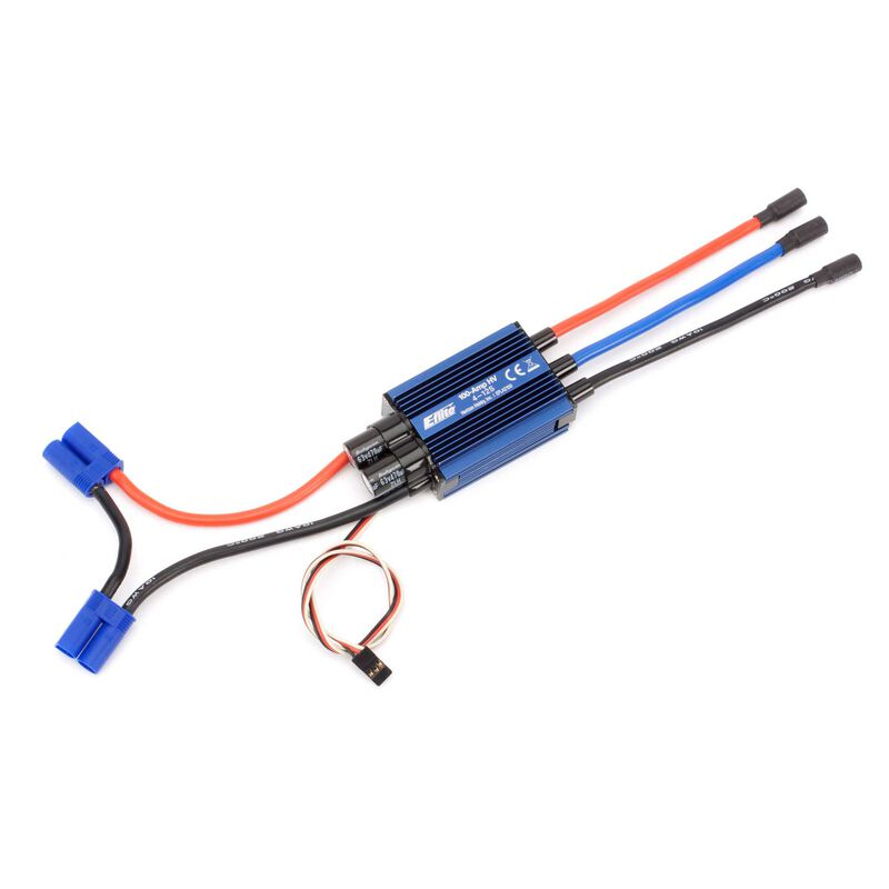 100-Amp HV Brushless ESC