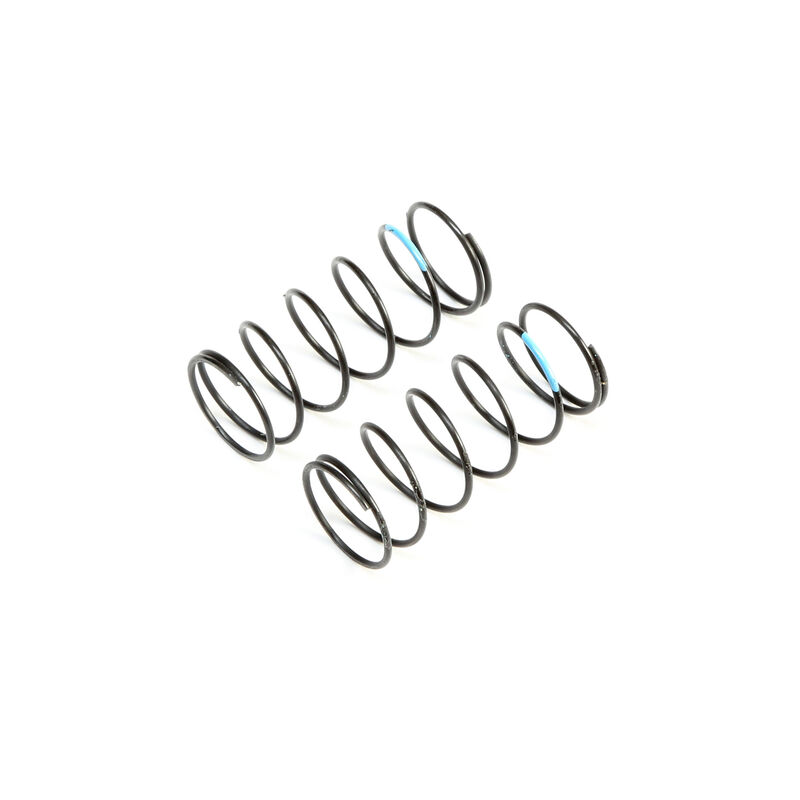 Front Springs, Sky Blue, Low Frequency 12mm (2)
