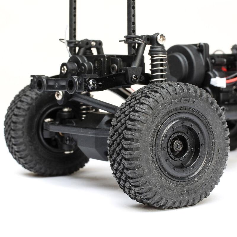 1/24 Barrage UV 4WD Scaler Crawler RTR FPV, Green