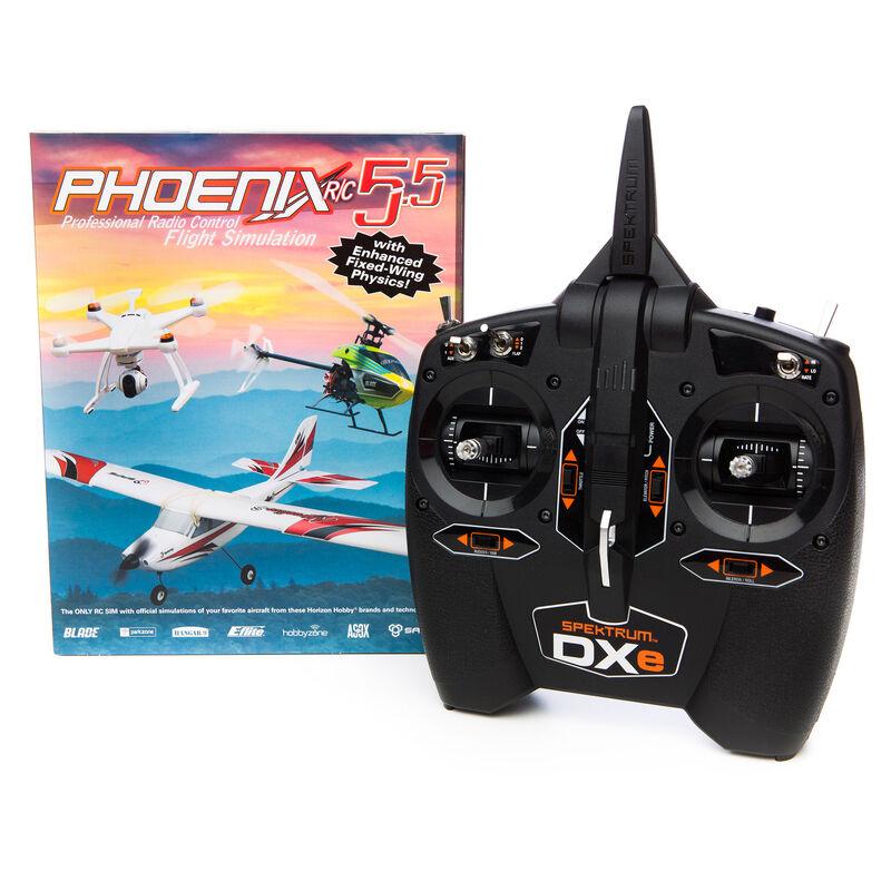 Phoenix R/C Pro Simulator V5.5 with DXe