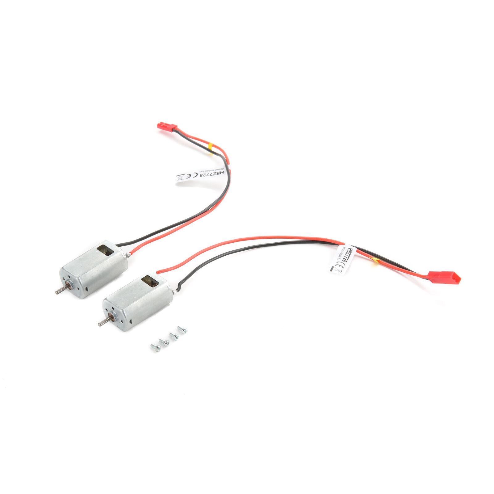 Brushed 180 Motor Set (2): Stratocam