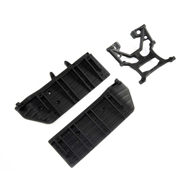 Side Plates & Chassis Brace: SCX10 III