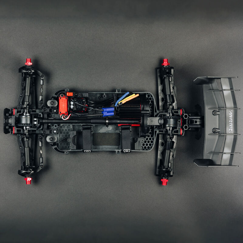 1/8 TYPHON 3S BLX 4WD Brushless Buggy RTR, Black