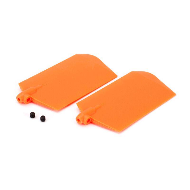 Blade B450 3D, B400 Paddelset Orange