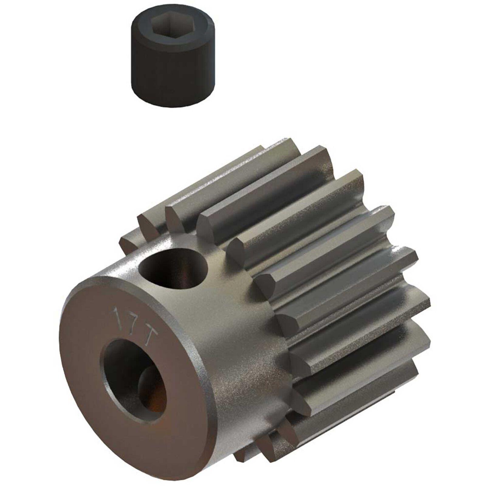 Pinion Gear 17T 48DP: Mega 4x4