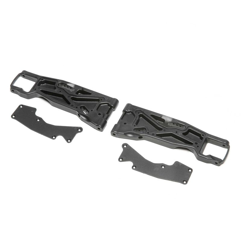 Front Arms Inserts (2): 8XT