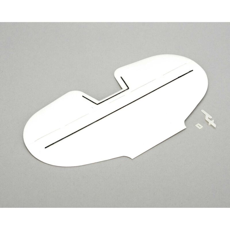 Horizontal Tail Set with Accessories: UMX Gee Bee R2