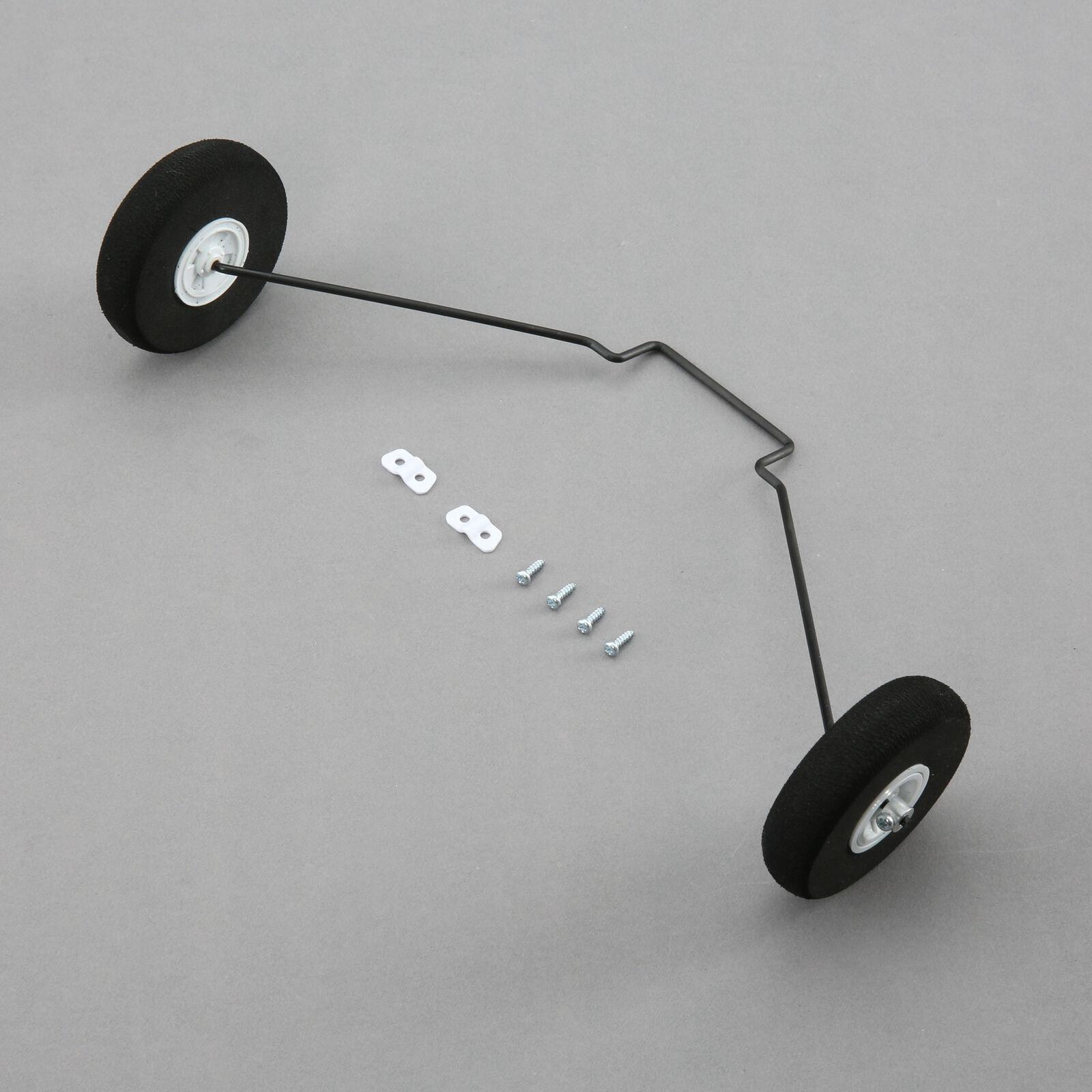 Main Landing Gear: Mini Apprentice S